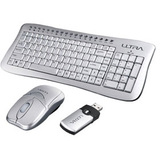 Ultra Aluminus U12-40912 Keyboard & Mouse