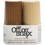 Office Snax Salt and Pepper Shaker Set