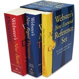 Houghton Mifflin Webster's New Essential Reference Set