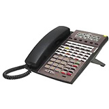 NEC 1090021 Standard Phone - Black