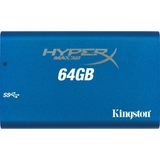 HyperX SHX100U3/64G 64 GB External Solid State Drive