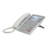 NEC 34-Button Standard Phone - White