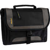 "Targus CityGear Mini TSM148US Carrying Case for 10.2"" iPad - Black, Yellow"