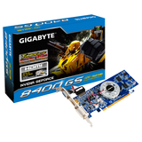 GIGA-BYTE GV-N84STC-512I REV2 GeForce 8400 GS Graphics Card - 540 MHz Core - 512 MB GDDR3 SDRAM - PCI Express 2.0 x16