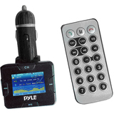 Pyle PLMP3C3IB Wireless Bluetooth Car Hands-free Kit - USB