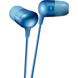 JVC Marshmallow HA-FX35 Earphone - Stereo - Blue - Mini-phone