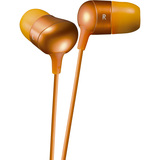 JVC Marshmallow HA-FX35 Earphone - Stereo - Orange - Mini-phone