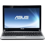 ASUS UL20FT-B1 12.1 LED Notebook - Core i3 i3-380UM 1.33 GHz - Silver