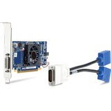 HP QK638AT Radeon HD 6350 Graphics Card - 512 MB DDR3 SDRAM - PCI Express 2.0 x16Low-profile