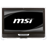 MSI Wind Top AE2220-258US Desktop Computer - Core 2 Duo T6600 2.20 GHz - All-in-One - Black