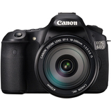 Canon EOS 60D 18 Megapixel Digital SLR Camera (Body with Lens Kit) - 1 - 4460B016
