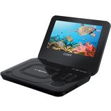 Coby TFDVD7011 Portable DVD Player