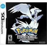 Nintendo Pokmon Black Version TWLPIRBO
