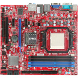 MSI 760GM-P35 Desktop Motherboard - AMD Chipset