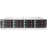 HP StorageWorks D2600 DAS Hard Drive Array