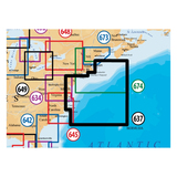 CF/637P+ - Navionics Platinum Plus New Jersey Delaware and North Atlantic Marine Digital Map