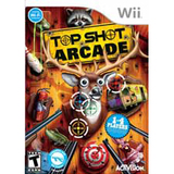 Activision Top Shot Arcade With Gun