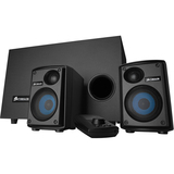 Corsair Gaming Audio SP2500 2.1 Speaker System - CASP211NA