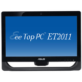 ASUS EeeTop ET2011ET-B011E Desktop Computer - Pentium E5700 3 GHz - All-in-One - Black