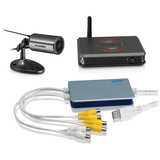 SecurityMan Video Surveillance System - ICAMDVR1W