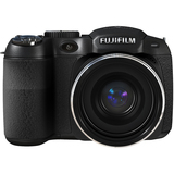 Fujifilm FinePix S2950 14 Megapixel Bridge Camera - 5 mm-90 mm - Black