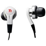 Thermaltake ISURUS Earset - Stereo - White - Mini-phone