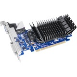 Asus EN210 SILENT/DI/1GD3/V2/(LP) GeForce 210 Graphic Card - 589 MHz Core - 1 GB DDR3 SDRAM - PCI Express 2.0 - Low-profile