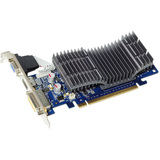 ASUS EN8400GS SILENT/D1/512MD2(LP) GeForce 8400 GS Graphics Card - 589 MHz Core - 512 MB DDR2 SDRAM - PCI Express 2.0Low-profile