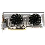 MSI R6870 Twin Frozr II Radeon HD 6870 Graphics Card - 900 MHz Core - 1 GB GDDR5 SDRAM - PCI Express 2.1 x16