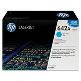 HP CB401AG Toner Cartridge - Cyan