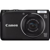 Canon PowerShot A2200 14.1 Megapixel Compact Camera - 5 mm-20 mm - Black