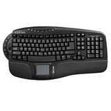 Ultra U12-40865 Keyboard - Wireless - RF - Black