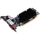 XFX HD-435X-ZNH2 Radeon HD 4350 Graphics Card - 600 MHz Core - 1 GB DDR2 SDRAM - PCI Express 2.0Low-profile