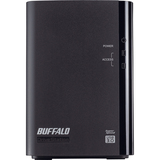 Buffalo DriveStation Duo HD-WL2TU3R1 DAS Array - 2 x HDD Installed - 2 TB Installed HDD Capacity HD-WL2TU3R1