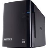 Buffalo DriveStation Duo HD-WL2TU3R1 DAS Array - 2 x HDD Installed - 2 TB Installed HDD Capacity HD-WL2TU3R1