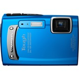 Olympus Tough TG-310 14 Megapixel Compact Camera - 5 mm-18.20 mm - Blue