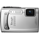 Olympus Tough TG-310 14 Megapixel Compact Camera - 5 mm-18.20 mm - Silver