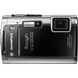 Olympus Tough TG-610 14 Megapixel Compact Camera - Black 228075