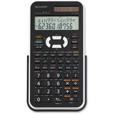 Sharp Scientific Calculator EL520XBWH
