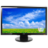 ASUS VH238H 23IN Widescreen LCD LED Backlit 1920X1080 2MS 50M:1 HDMI DVI VGA Speakers Monitor