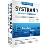 Systran v.7.0 Business Translator English-European Language Pack - Complete Product - 1 User