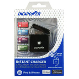 DigiPower JS1-IP2 Handheld Device Battery - 400 mAh