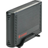 Coolmax HD-381BK-U3 Storage Enclosure - External - Black