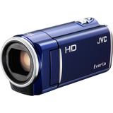 JVC Everio GZ-HM30 Digital Camcorder - 2.7' LCD - CMOS - Blue