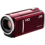 JVC Everio GZ-HM30 Digital Camcorder - 2.7' LCD - CMOS - Red