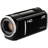 JVC Everio GZ-HM30 Digital Camcorder - 2.7' LCD - CMOS - Black