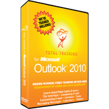 Total Training Microsoft Outlook 2010