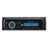 Dual XD5250 Car CD Player - 28 W - LCD - Single DIN