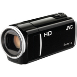 JVC Everio GZ-HM50 Digital Camcorder - 2.7' LCD - CMOS - Black