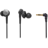Audio-Technica ATH-CKS50 Earphone - Stereo - Black - Mini-phone